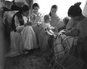 Romafamilien